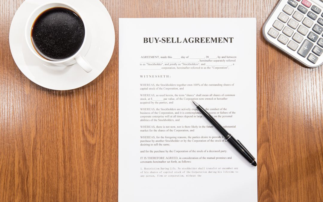 Critical Role of the Buy-Sell Agreement in Shareholder Disputes